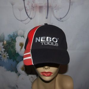Nebo Tools Hat Embroidered Baseball Cap NWOT